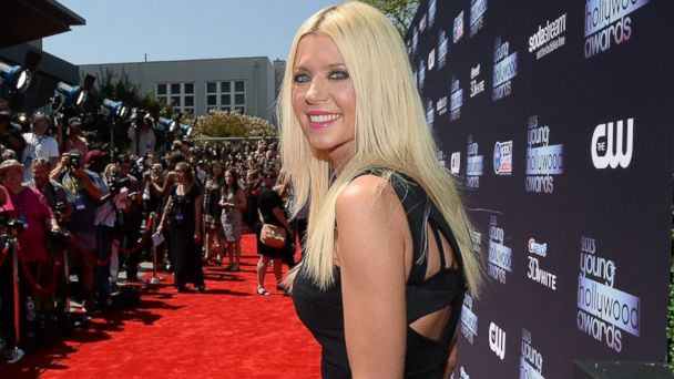 PHOTO: Tara Reid attends the CW Networks 2013 Young Hollywood Awards in Santa Monica