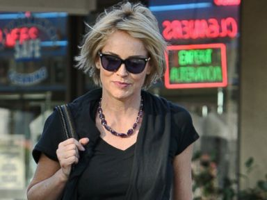Why Sharon Stone Doesn't Care What You Think of Her Body
