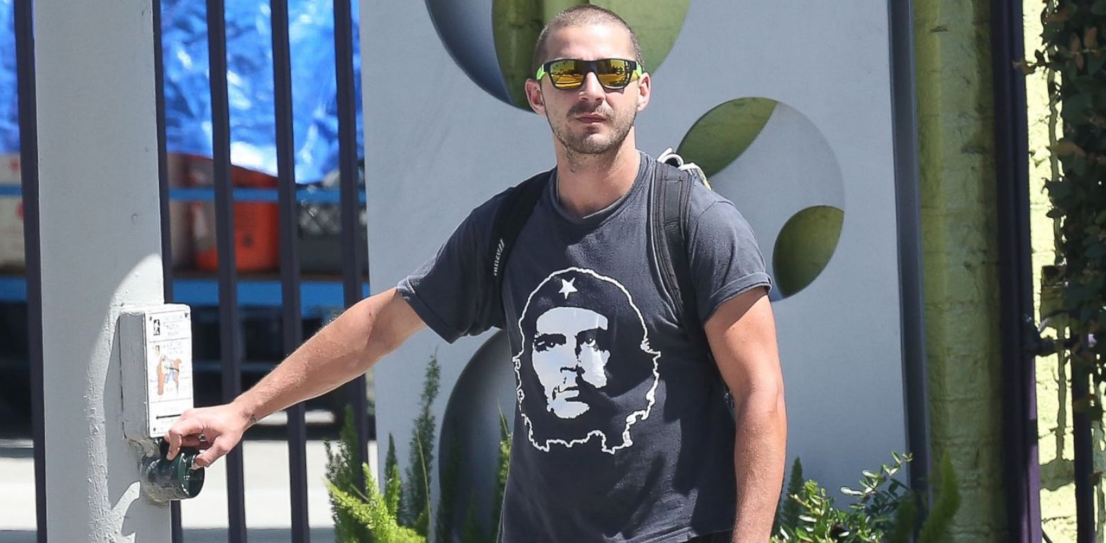 PHOTO: Shia LaBeouf is seen in Los Angeles, June 05, 2013.