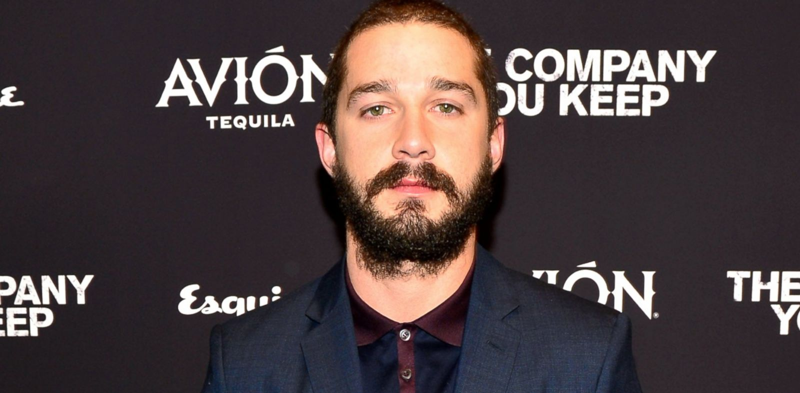 "PHOTO: Shia LaBeouf attends ""The Company You Keep"" New York Premiere at The Museum of Modern Art in New York, April 1, 2013."