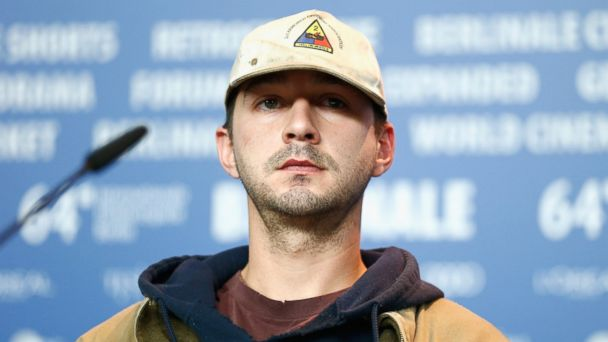 PHOTO: Shia LaBeouf attends the Nymphomaniac Volume I (long version) press conference during 64th Berlinale International Film Festival at Grand Hyatt Hotel, Feb. 9, 2014 in Berlin, Germany.