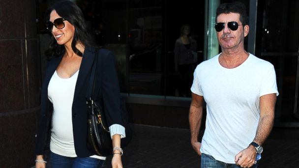 GTY silverman cowell tk 131022 16x9 608 What Simon Cowell Wants to Name his Son