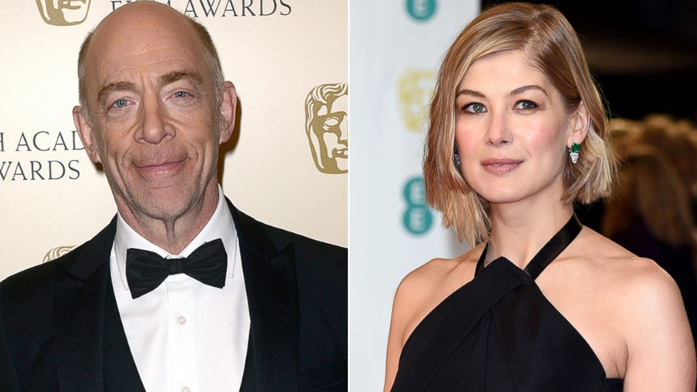Oscars 2015: J.K. Simmons, Rosamund Pike and Other Lesser ...