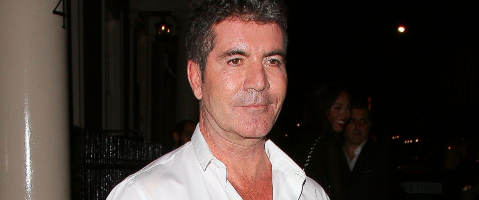 PHOTO: Simon Cowell at the Arts club, April 5, 2014 in London, England.