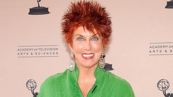 "PHOTO: Marcia Wallace arrives at ""Bob Newhart Celebrates 50 Years In Show Business"""