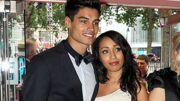GTY siva kaneswaran nareesha tk 131209 25x14 608 The Wanteds Siva Kaneswaran Is Engaged to Nareesha McCafferey