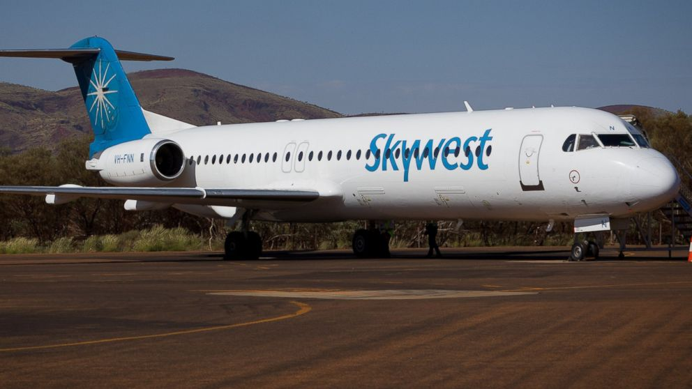after plane stalls midflight faa slaps skywest with