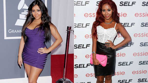 GTY snooki before after weight loss thg 1200 130717 16x9 608 Check Out Super Fit Snooki Showing Off Weight Loss