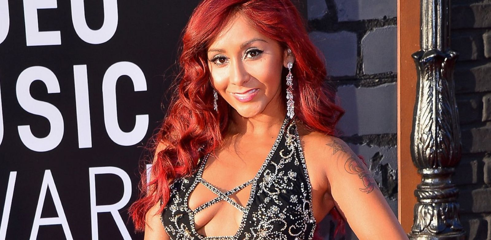 "PHOTO: Nicole ""Snooki"" Polizzi attends the 2013 MTV Video Music Awards at the Barclays Center, Aug. 25, 2013 in the Brooklyn, N.Y."