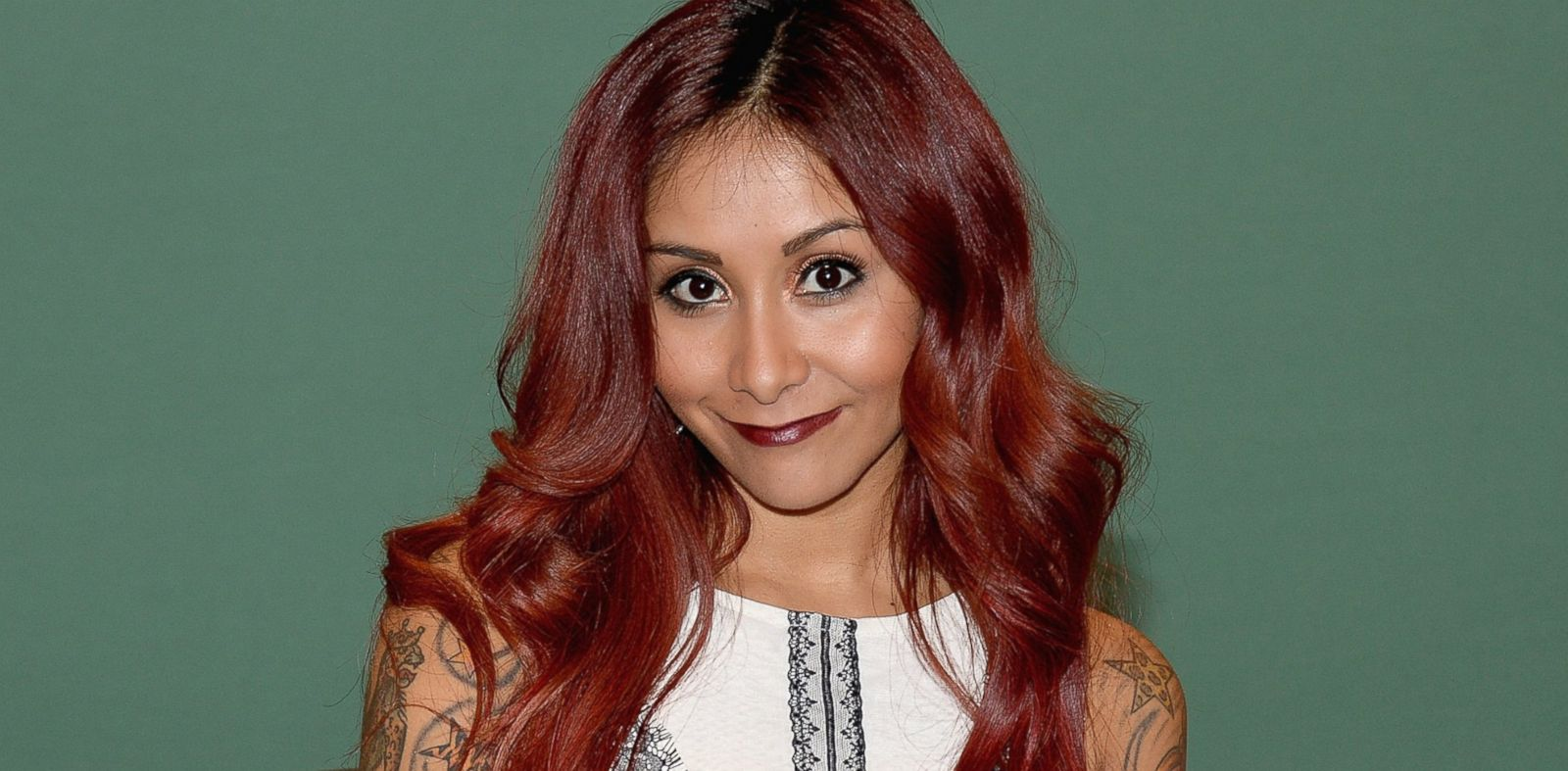 "PHOTO: Nicole ""Snooki"" Polizzi attends a signing of her new book ""Baby Bumps"" at Barnes & Noble Citigroup Center, Jan. 15, 2014 in New York City."