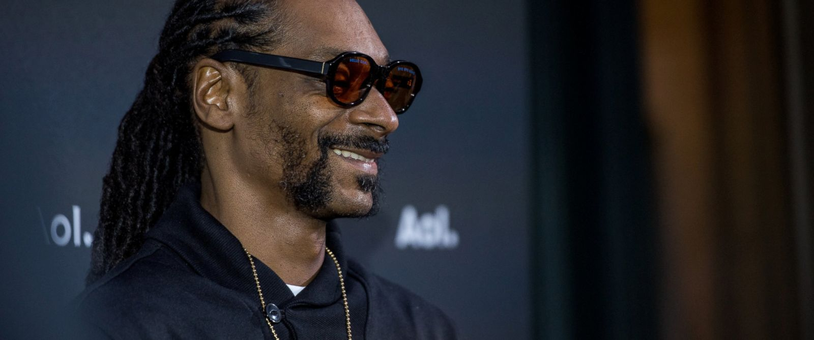 PHOTO: Snoop Dogg attends AOL Newfront, May 3, 2016 in New York.