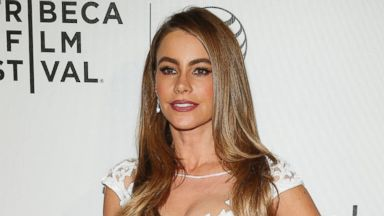 Sofia Vergara Looks White Hot