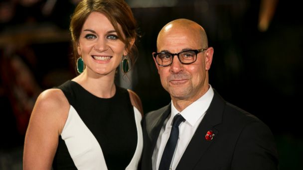 GTY stanley tucci felicity blunt jtm 131126 16x9 608 Stanley Tucci Describes His Familys Expat Thanksgiving in England
