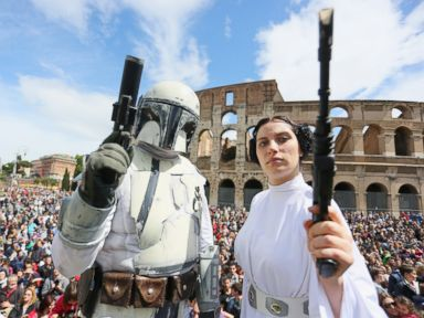 Photos: May the 4th Be With You!