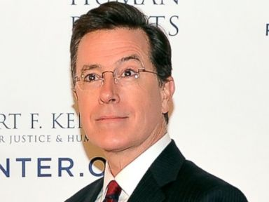 Stephen Colbert Named New Host of 'The Late Show'