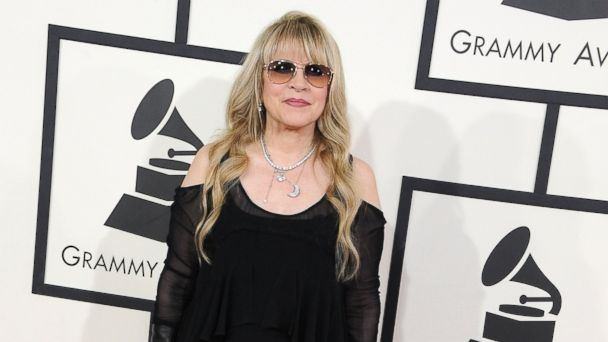 GTY stevie nicks kab 140206 16x9 608 Stevie Nicks on Being 65, Single, Not a Stranger