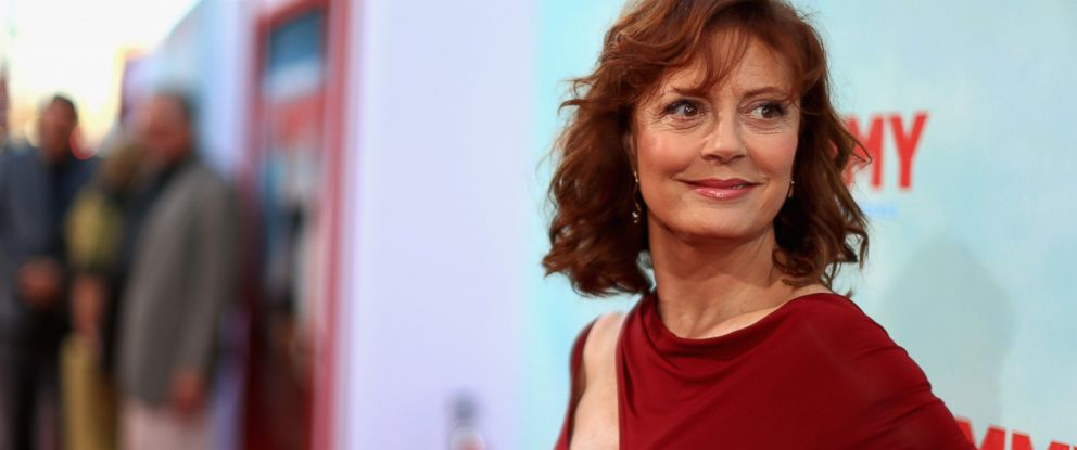 "PHOTO: Susan Sarandon attends the ""Tammy"" Los Angeles premiere at TCL Chinese Theatre in Hollywood"