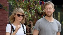 Taylor Swift and Calvin Harris Enjoy a Day Date