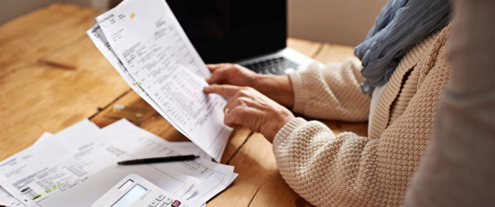 PHOTO: An estimated one in five people who prepare their own taxes overlook valuable deductions, potentially costing them hundreds of dollars in returns.