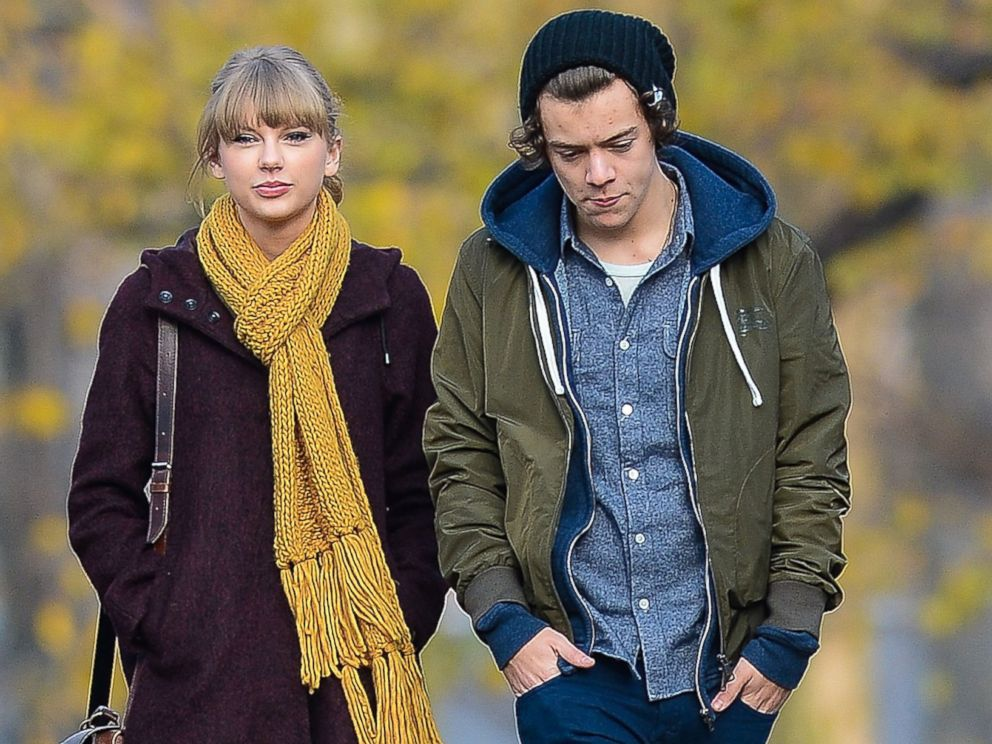 are harry styles and taylor swift dating december 2012 One direction star harry styles pictured with rumored girlfriend taylor swift as they take a walk around central park in new york city, new york on december 2, 2012.