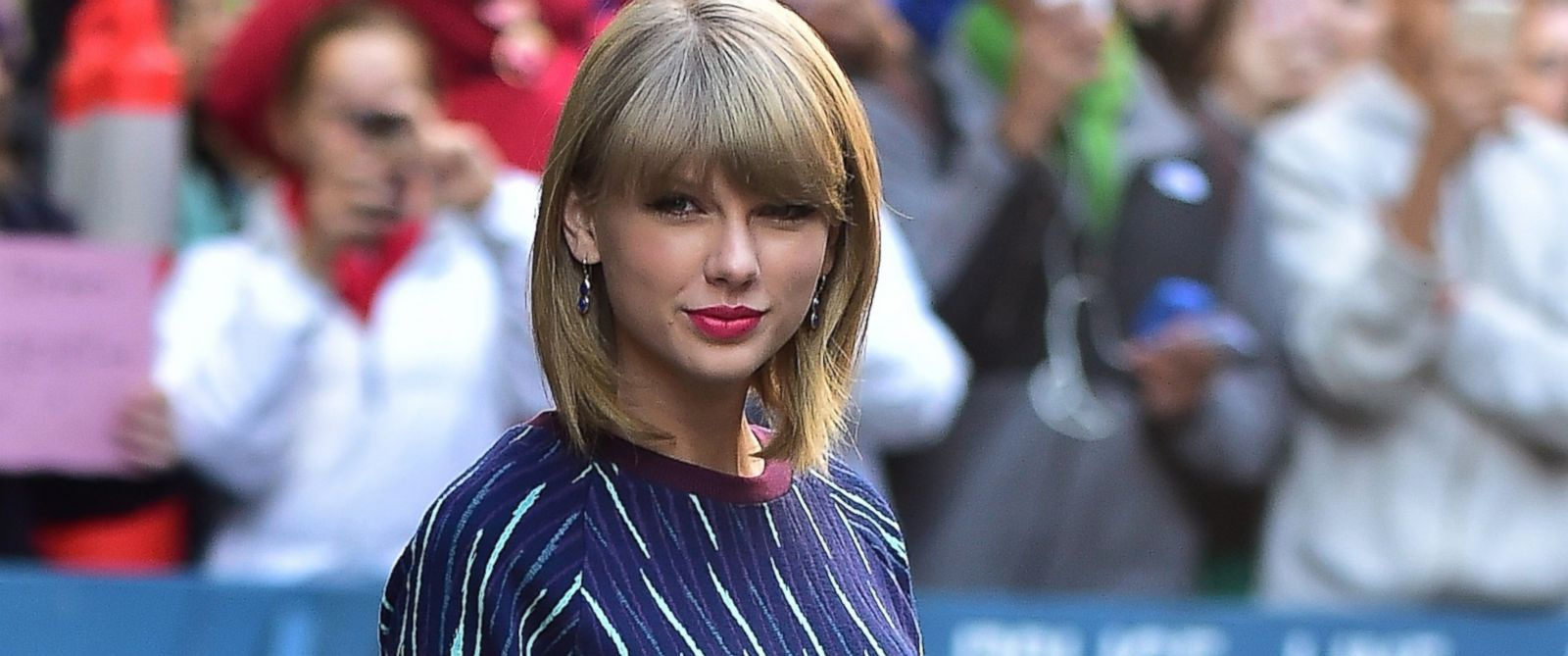 PHOTO: Taylor Swift is seen, Oct. 27, 2014, in New York.