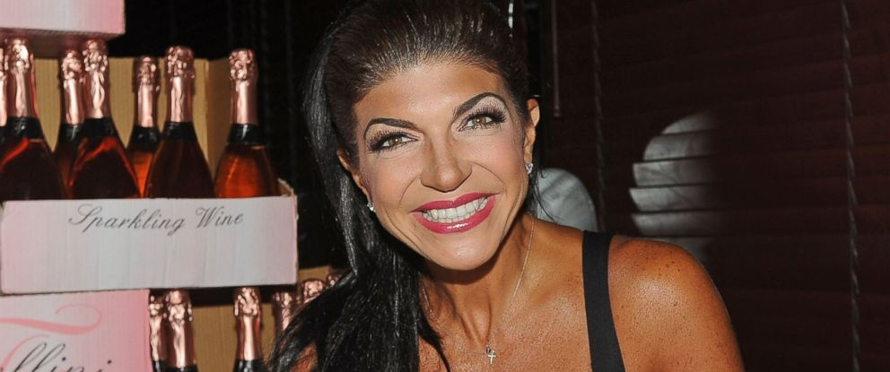 PHOTO: Teresa Giudice attends her Fabellini Bottle Signing at Godfather Catering, Sept.3, 2014 in East Hanover, N.J.