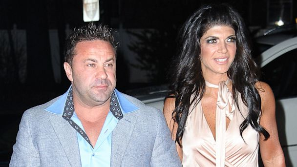 GTY teresa joe giudice nt 130729 16x9 608 Real Housewives Stars Teresa and Joe Giudice Charged With Fraud