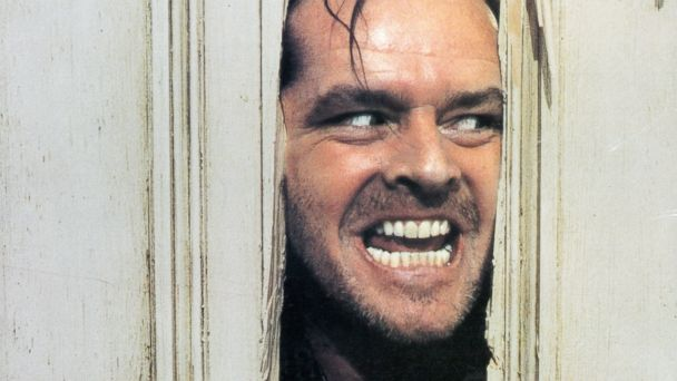 GTY the shining nt 131031 16x9 608 Instant Index: Researchers Measure Top 3 Scariest Movies
