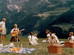 PHOTO: Julie Andrews performs in the movie The Sound Of Music.