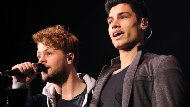 GTY the wanted jay mcguiness siva kaneswaran sk 140424 16x9 608 The Wanteds Jay McGuiness Reveals Denver Knife Incident