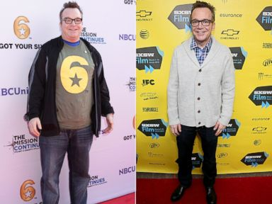 Tom Arnold Reaches His 100 Lb. Weight-Loss Goal