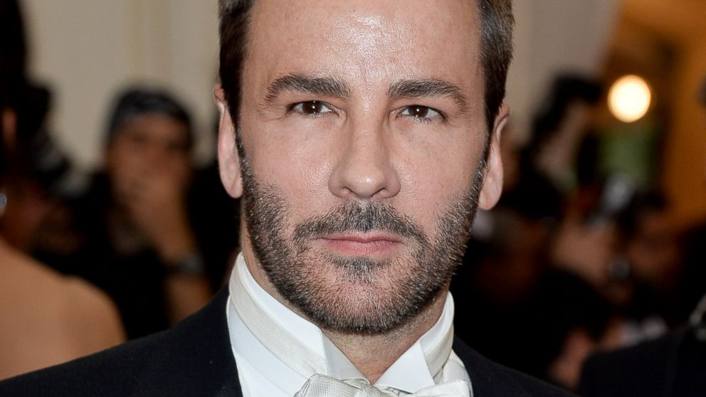 """PHOTO: Tom Ford attends the """"Charles James: Beyond Fashion"""" Costume Institute Gala at the Metropolitan Museum of Art, May 5, 2014, in New York City."""