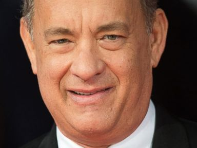 Tom Hanks Parties with Justin Bieber