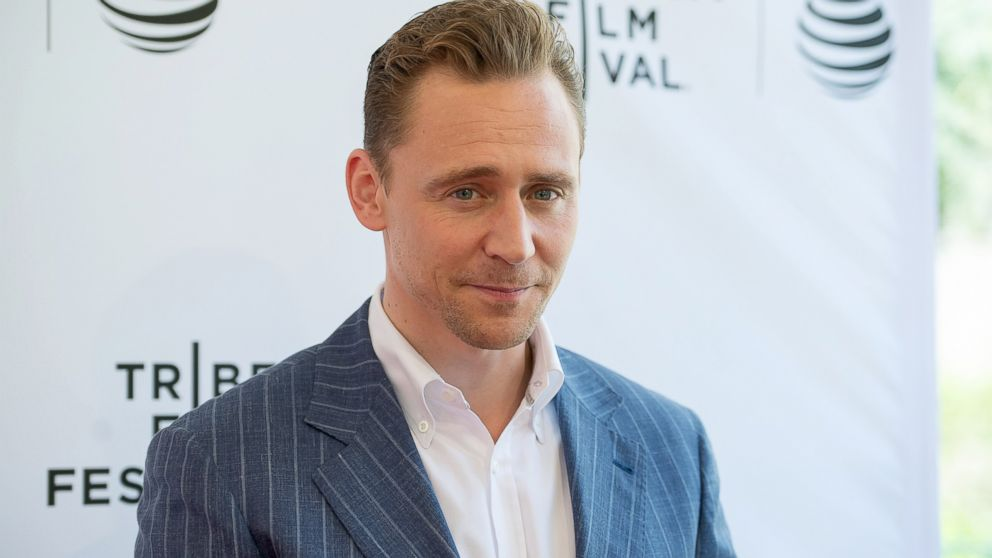 Watch As Tom Hiddleston Delivers The Weather As Loki images