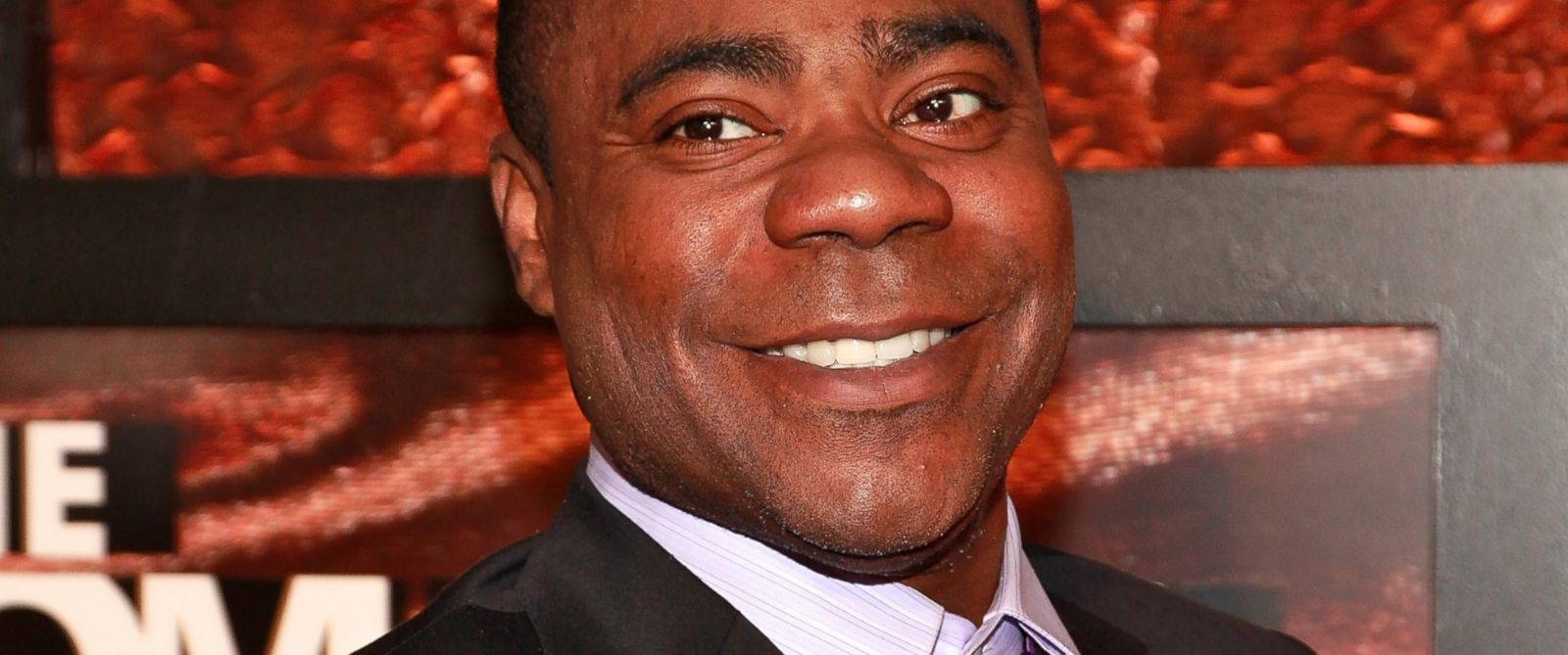 PHOTO: Comedian Tracy Morgan attends the First Annual Comedy Awards at Hammerstein Ballroom on March 26, 2011 in New York City.