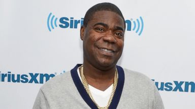 PHOTO: Tracy Morgan visits SiriusXM Studios on May 5, 2014 in New York City.