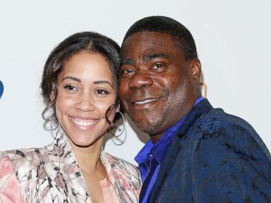 Tracy Morgan Has a New Girl in His Life