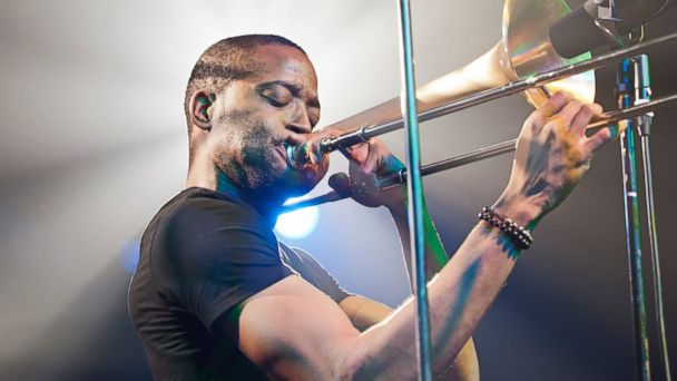 GTY trombone shorty jtm 131217 16x9 608 Trombone Shorty Gives Back to New Orleans Youth Music Community