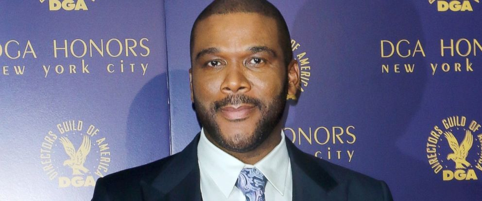 PHOTO: Tyler Perry attends the DGA Honors Gala 2015 at the DGA Theater, Oct. 15, 2015, in New York City.