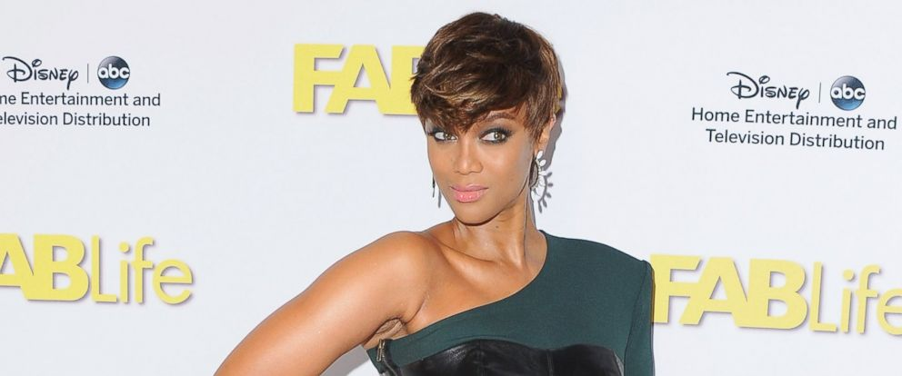 PHOTO: Tyra Banks arrives at Disney ABC Television Groups 2015 TCA Summer Press Tour at the Beverly Hilton Hotel, Aug. 4, 2015 in Beverly Hills, Calif.