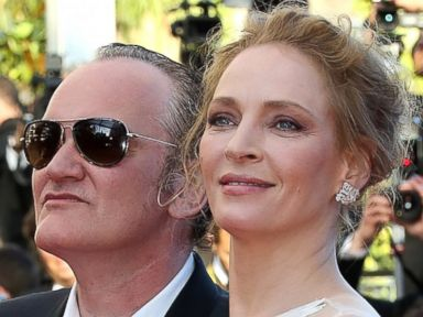 Proof Quentin Tarantino and Uma Thurman are More Than Friends