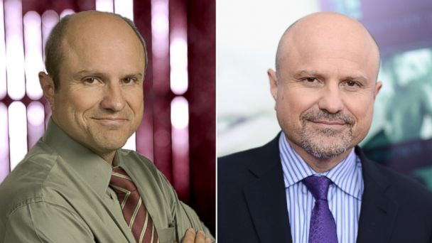 """PHOTO: Enrico Colantoni stars as Keith Mars in Veronica Mars.   Enrico Colantoni attends the """"Veronica Mars"""" screening at AMC Loews Lincoln Square, March 10, 2014 in New York City."""