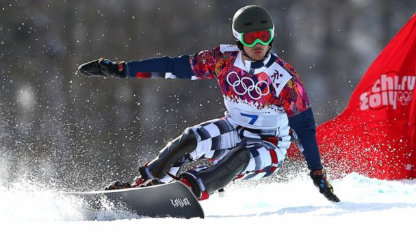 GTY vic wild kab 140219 16x9 608 Winter Olympics 2014: American Snowboarder Wins 2nd Gold for Russia