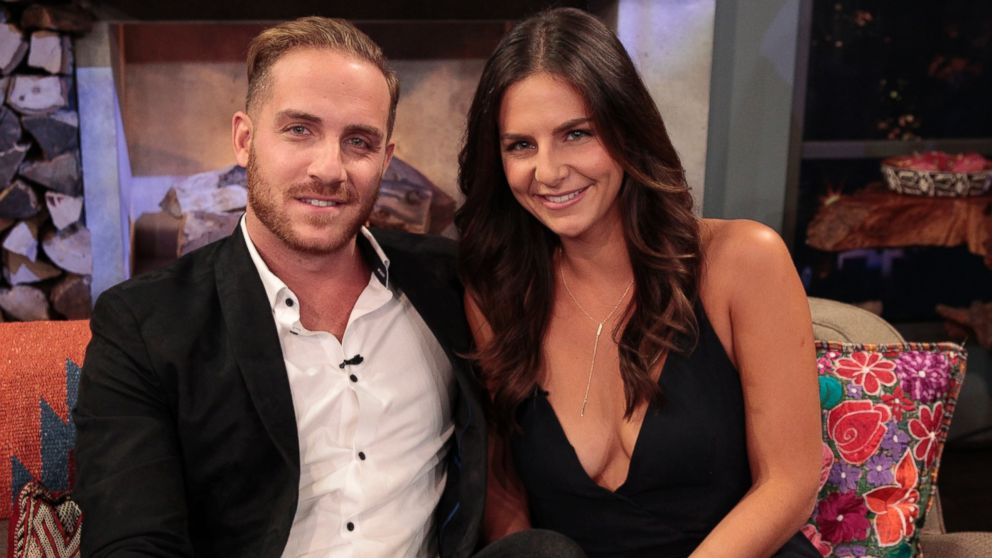 Evan & Carly Tease Emotional 'Bachelor in Paradise' Finale
