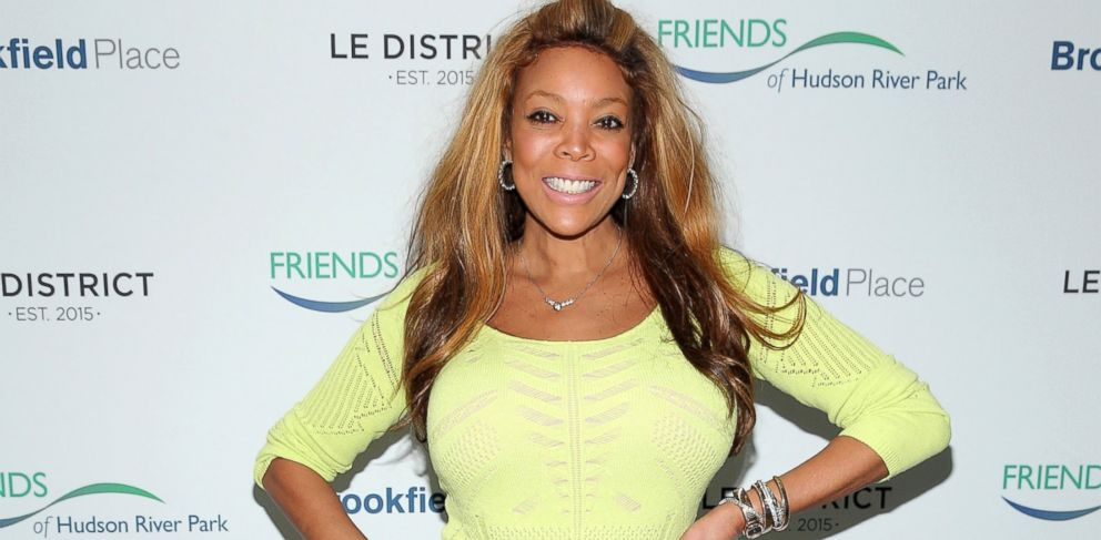 PHOTO: Wendy Williams attends the Friends Of Hudson River Parks 2015 Spring Fling at Brookfield Place Winter Garden, April 29, 2015, in New York City.