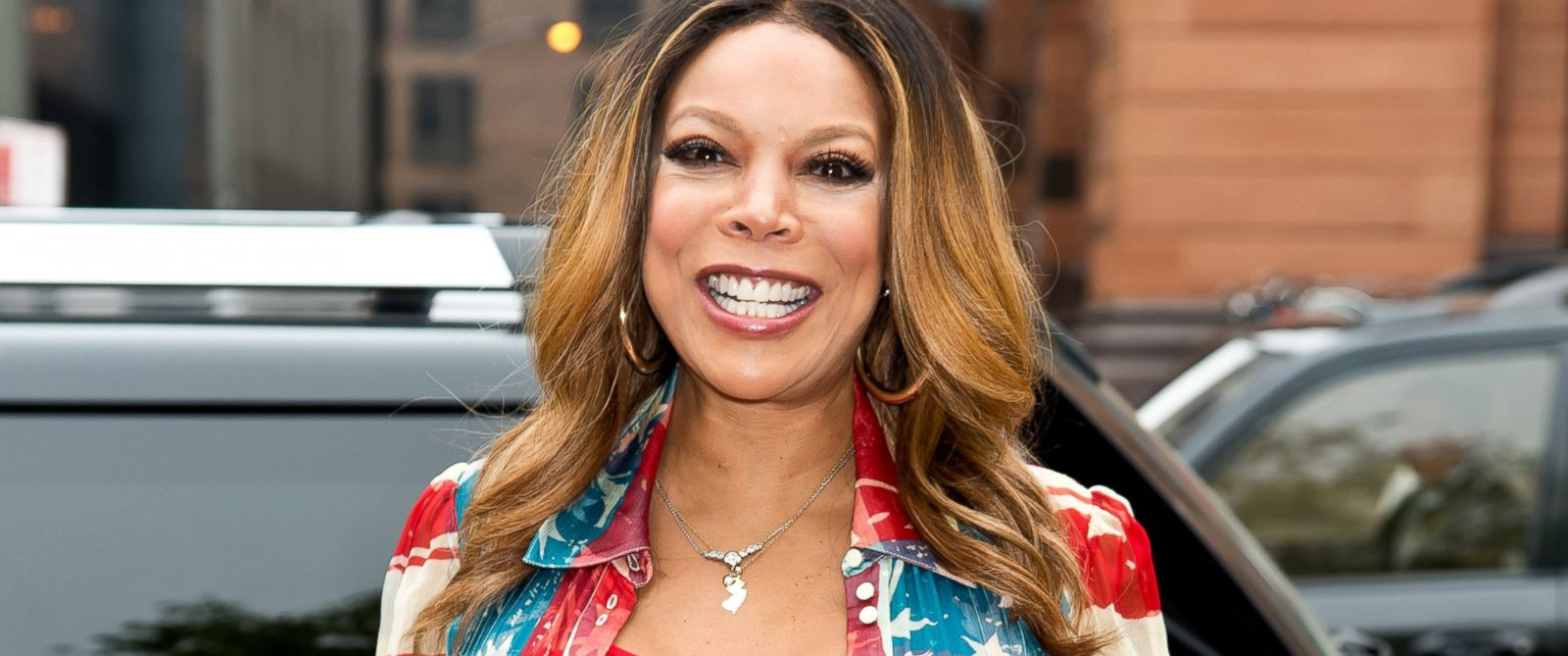 PHOTO: Wendy Williams is seen, May 9, 2014, in Philadelphia.