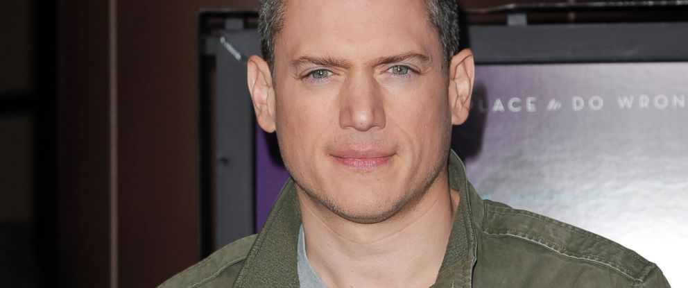 "PHOTO:In this file photo, Wentworth Miller attends the screening of ""The Loft"" at the Directors Guild of America, Jan. 27, 2015, in Los Angeles."