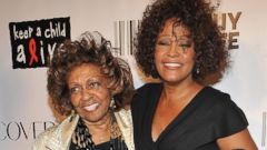 PHOTO: Cissy Houston and Whitney Houston are seen on Sept. 30, 2010 in New York City.