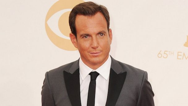 GTY will arnett emmys lpl 130922 16x9 608 Awkward Emmy Moment: Single Will Arnett Asked About Wife on Red Carpet