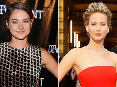 How Shailene Woodley Is Following in Jennifer Lawrence's Footsteps
